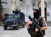 Mardin'de terör operasyonu: 4 gözaltı