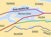 Marmara depremi için uyarı