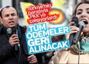 Meclis'te 2 firari HDP'li için karar alındı