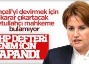 Meral Akşener MHP'den ümidini kesti