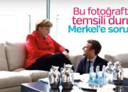 Merkel'den Macron açıklaması