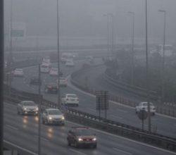 Meteoroloji'den Marmara ve Karadeniz için sis uyarısı