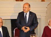 Milli Savunma Bakanı Işık Paris'te