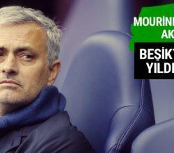 Mourinho'nun aklı Beşiktaşlı yıldızda