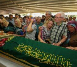 Muğla'daki trafik kazasının ardından cenazeler defnedildi