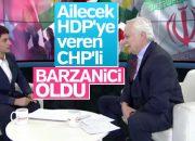 Murat Özçelik Barzani'nin kanalında Türkiye'yi eleştirdi
