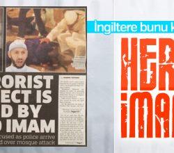 Müslümanlara saldıran kişiyi linçten kurtaran imam