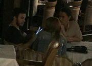 Mustafa Ceceli ile Selin İmer otelde görüntülendi