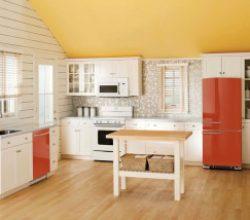 Mutfağınıza Renk Katacak Beyaz Eşyalar