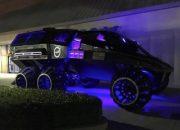 NASA, Mars için Batmobile üretti