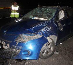 Osmaniye'de trafik kazası: 2 ölü, 1 yaralı