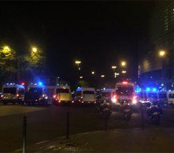 Paris'te Le Pen protestosu!