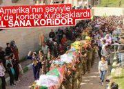 PKK'lıların cenaze törenine Amerikan askerleri de katıldı