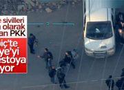 PKK sivilleri Türkiye'yi protestoya zorluyor