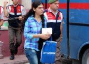 PKK'ya giderken yakalanan üniversiteli kıza 6 yıl hapis