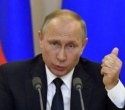 Putin: ABD'nin gizli belgeleri Rusya'yla paylaşılmadı