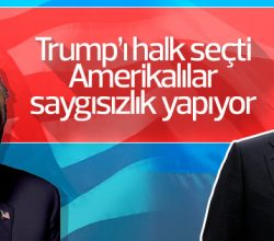 Putin'den Amerikalılara: Trump'a saygı duyun