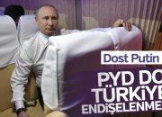 Putin'den 'Suriyeli Kürtlere silah' açıklaması