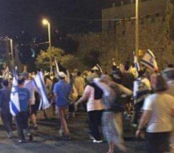 Radikal Yahudiler Mescid-i Aksa'yı işgal etti