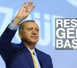 Recep Tayyip Erdoğan yeniden AK Parti'nin Genel Başkanı