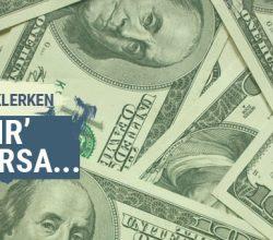 Referandum sonrası dolar ne olur? (Evet ve hayır için dolar yorumları)