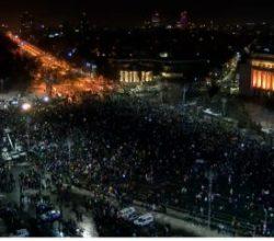 Romanya'da 20 bin bakanlık çalışanı grevde