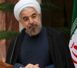 Ruhani: İran füze programı için kimseden izin almayacak