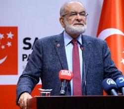 Saadet Partisi'nden referandum sonuçları için ilk açıklama