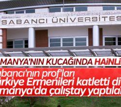 Sabancı Üniversitesi'nde 'Ermeni soykırımı' çalıştayı