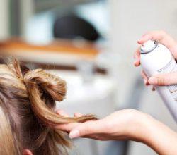 Saç Spreyinin Daha Önce Duymadığınız 8 Kullanımı