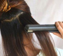 Saçınızı Düzleştirirken Mutlaka Bunu Yapın