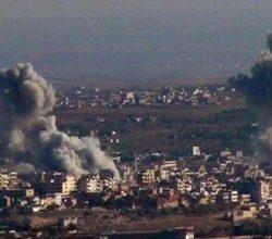 Şam'da büyük patlama