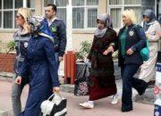 Samsun'da 22 mahrem imam tutuklandı