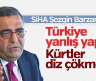Sezgin Tanrıkulu Türkiye'nin Barzani tavrını eleştirdi