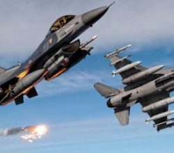Siirt'te PKK hedefleri vuruldu