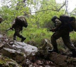 Siirt'te sıcak çatışma: 1 asker şehit