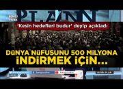 SİZİ NASIL ÖLDÜRÜYORLAR!! İZLEYİN… GİZLENEN GERÇEKLER!!!