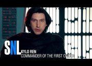Star Wars Undercover Boss: Starkiller Base – SNL