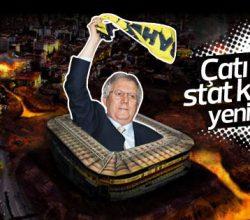 Şükrü Saracoğlu Stadı yenileniyor