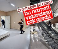 Tabipler Odası şehir hastanelerinin yapımına karşı