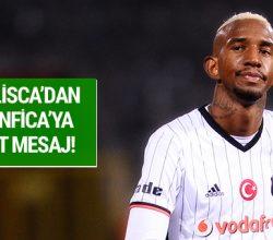 Talisca'dan Benfica'ya net mesaj!