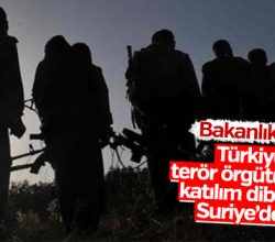 Terör örgütü PKK'ya katılımda büyük düşüş