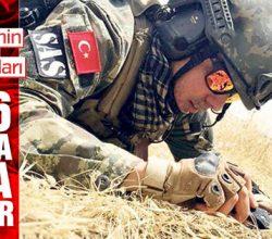 Terörle mücadelede etkin rol oynayan SAS'lar