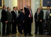 Trump FED başkan adaylığı için Cumhuriyetçilerle görüştü