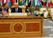 Trump: Suudilere kazançlı anlaşmalarda yardım edeceğiz