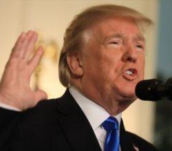 Trump taciz iddialarına yalan haber dedi