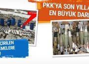 TSK'dan PKK'ya son yılların en büyük darbesi!
