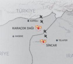 TSK'nın bombardımanından ABD ve Rusya rahatsız