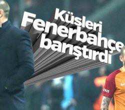 Tudor ile Sneijder derbi öncesi barıştı
