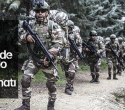 Türk askeri yerli mühimmatla sahada